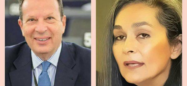 Σοφία Σακοράφα , Γιώργος Κύρτσος και Εύα Καϊλή στα Τρίκαλα – «Ευρωεκλογές 2019»