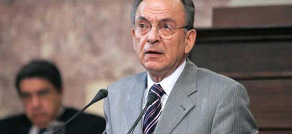 Έφυγε από τη ζωή ο πρώην Υπουργός, Δημήτρης Σιούφας