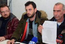 Διεκόπη για τις 7 Μαρτίου η δίκη των δέκα αγροτών που κατηγορούνται για το φετινό μπλόκο της Νίκαιας