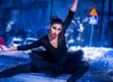 Μαγευτική χορογραφία στα παγωμένα Τρίκαλα