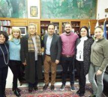 Μουσική επέτειος και επίσκεψη Καβράκου στον Δήμαρχο Τρικκαίων