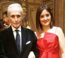 Συγχαρητήρια !!! – Ο διεθνούς φήμης τενόρος Jose Carreras επέλεξε την Τρικαλινή Mezzo soprano Μαρία Ζώη για το 4ο Διεθνές σεμινάριο Λυρικού Τραγουδιού