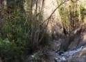 Βόλος: Κατολίσθηση στις πηγές της Κουκουράβας