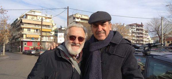 Koυρέτας με τον σκηνοθέτη της καρδιάς μας