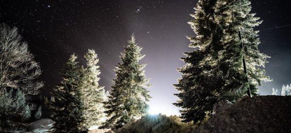 Νυχτερινή μαγεία στο Περτούλι  – Εντυπωσιακές εικόνες