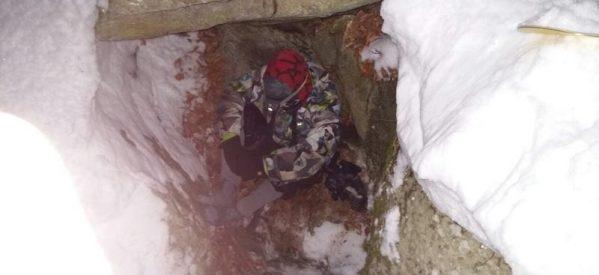 Αίσιο τέλος στην περιπέτεια Λαρισαίου σκιέρ που είχε εξαφανιστεί στο Ελατοχώρι Πιερίας