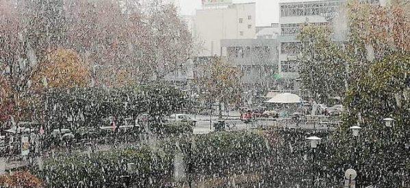 Χιονοπτώσεις από το τέλος της εβδομάδας