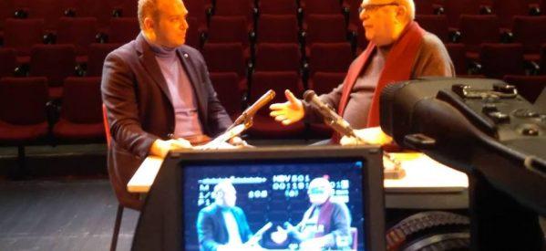 «ΘΕΣΣΑΛΩΝ ΔΡΩΜΕΝΑ» με τον σκηνοθέτη Κώστα Τσιάνο στην TRT