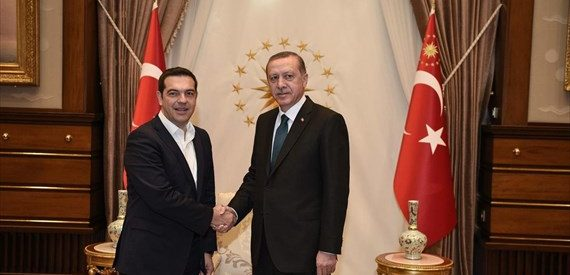 Εκπρόσωπος Ερντογάν: Ο Τσίπρας θα επισκεφθεί το προσεχές διάστημα την Τουρκία