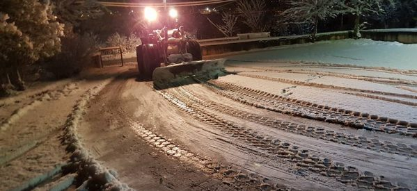 Κλειστά αύριο Πέμπτη τα σχολεία στο Δήμο Φαρκαδόνας