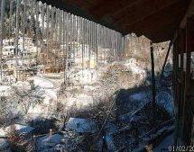 Ορεινά Τρίκαλα – Εντυπωσιακές εικόνες δημιούργησαν οι χαμηλές θερμοκρασίες