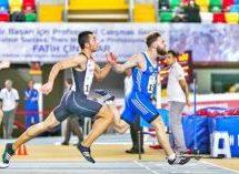 Ατομικό ρεκόρ ο Κώστας Ζήκος με 10.41 στην Καλαμάτα