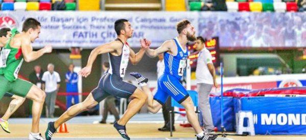 Τρίκαλα – Πανελληνιονίκης στον κλειστό στα 60 μέτρα ο Κώστας Ζήκος νέο ρεκόρ 6.62 (Video)