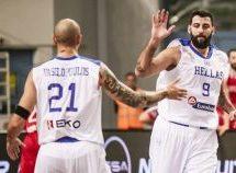 Ελλάδα-Νέα Ζηλανδία: Προκρίθηκε στους «16» η Εθνική