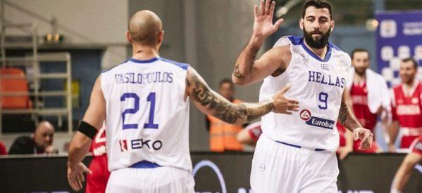 Μουντομπάσκετ 2019: Ονειρα τέλος για την Εθνική -Η Ελλάδα κέρδισε (84-77) την Τσεχία, αλλά αποκλείστηκε