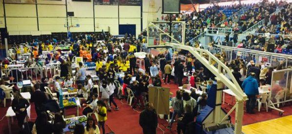 Τρίκαλα- Μεγάλη επιτυχία , 95 ομάδες αγωνίστηκαν για την πρόκρισή τους στον τελικό ρομποτικής της WRO Hellas