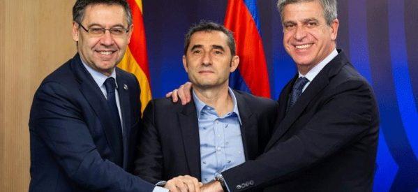 Υπέγραψε το νέο συμβόλαιο με Μπαρτσελόνα ο Βαλβέρδε