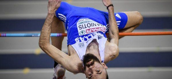 Ευρωπαϊκό Πρωτάθλημα κλειστού στίβου: Το ασημένιο μετάλλιο ο Μπανιώτης στο ύψος!