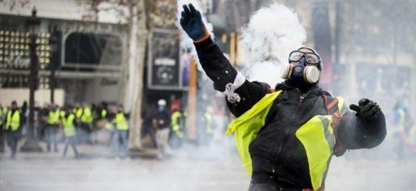 Γαλλία: Περισσότεροι από 60.000 αστυνομικοί έχουν αναπτυχθεί εν όψει των διαδηλώσεων των «κίτρινων γιλέκων»