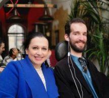 H Κορίνα «ξαναχτυπά»… με  Στέλιο Κυμπουρόπουλο μαζί στα Τρίκαλα!