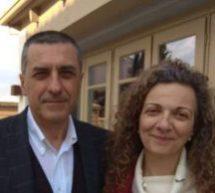 Και η  Μαρία Καραμήτσα με το ψηφοδέλτιο του Δ. Κουρέτα