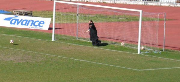Στα Τρίκαλα παπάς έγινε τερματοφύλακας