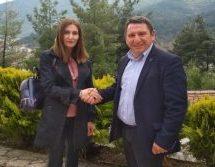 Η Βιβή Πάλλα υποψήφια με τον συνδυασμό του Bαλάντη Τσιούτσια