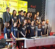 Βράβευση του 7ου Γυμνασίου στον διαγωνισμό του ATHENS SCIENCE FESTIVAL