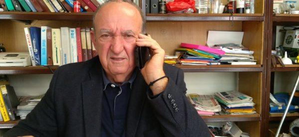 """Γεωργολόπουλος στην ΕΡΤ: """"Η πολιτεία να βοηθήσει με έργα για την αντιμετώπιση των πλημμυρών"""""""