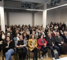 Τρίκαλα – Με επιτυχία η παρουσίαση του βιβλίου του Δημήτρη Κουρέτα : «Διαλειμματική νηστεία & αποφυγή νόσων»