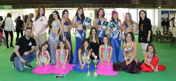 5 Ασημένια για την Ακαδημία Χορού Τέρψις