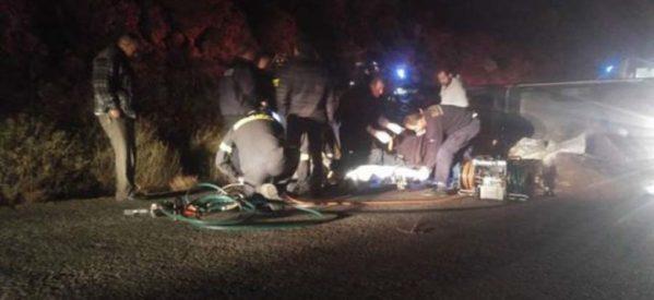 Θανατηφόρο στα Φάρσαλα: O 20χρονος πήδηξε εν κινήσει από το κλεμμένο αυτοκίνητο και σκοτώθηκε