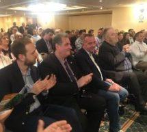 Με αέρα νίκης η ομιλία Χήρα στους ετεροδημότες της Αθήνας