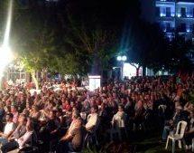 Μεγαλειώδης η συγκέντρωση στην προεκλογική εκδήλωση του Γιώργου Καΐκη – Άγρια επίθεση στον Παπαστεργίου – Επτά συνδυασμοί δύο πολιτικές