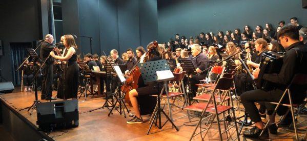 Τρίκαλα – Από το Μουσικό Σχολείο Τρικάλων και την Ευανθία Ρεμπούτσικα τραγούδια και μελωδίες σε ένα υπέροχο ταξίδι γεμάτο χρώματα κι αρώματα