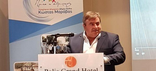 Εντυπωσιακή συγκέντρωση Κώστα Μαράβα με τους ετεροδημότες στην Αθήνα