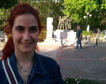 H Mυρσίνη , κόρη του αξέχαστου Δημήτρη Μητροπάνου , στην TrikkiPress [video]