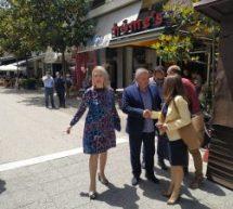 Στα Τρίκαλα η Κατερίνα Παπακώστα με «Νέα Ελληνική Ορμή»