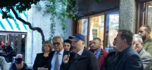 Μήνυμα του υποψηφίου δημάρχου Φαρκαδόνας Γιάννη Σακελλαρίου