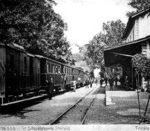 Η γοητεία που ασκεί ο Σιδηροδρομικός Σταθμός  στους Τρικαλινούς είναι απροσμέτρητη
