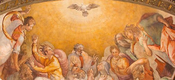 Στα Τρίκαλα με τη μορφή φωτιάς θα εμφανιστεί το Άγιο Πνεύμα στα κεφάλια των υποψηφίων βουλευτών της Νέας Δημοκρατίας