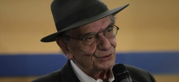 Ο συγγραφέας Βασίλης Βασιλικός θα είναι επικεφαλής του ψηφοδελτίου Επικρατείας του ΣΥΡΙΖΑ-Προοδευτική Συμμαχία