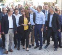 Το πρόγραμμα της επίσκεψης Μητσοτάκη στα Τρίκαλα
