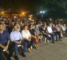 «Σεμνή υπογραφή του λαού μας στις λεωφόρους του μέλλοντος» – Μεγάλη συγκέντρωση του ΚΚΕ στα Τρίκαλα