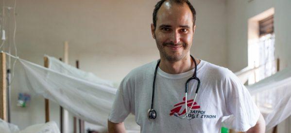 Νέος Διεθνής Πρόεδρος των «Γιατρών Χωρίς Σύνορα» ο Τρικαλινός Χειρουργός Χρήστος Χρήστου
