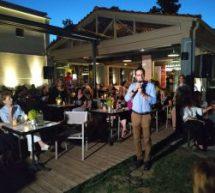Όμορφη εκδήλωση με τις Τρικαλινές γυναίκες ο Μικέλης Χατζηγάκης στο Μουσείο Τσιτσάνη