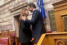 Κατερίνα Παπακώστα : «Θα τιμήσουμε την εμπιστοσύνη του ελληνικού λαού»