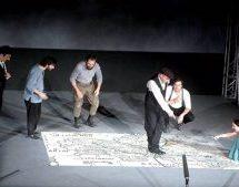 Στα Τρίκαλα το Θεσσαλικό θέατρο με «Το χώμα βάφτηκε κόκκινο»