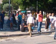 Τροχαίο στα Τρίκαλα  – Σύγκρουση αυτοκινήτου με ποδηλάτη