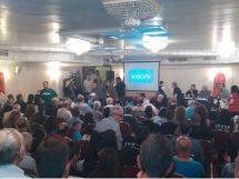 Έφυγαν οι φασίστες από το κέντρο της πόλης –  «λουκέτο» στα γραφεία της Χρυσής Αυγής!